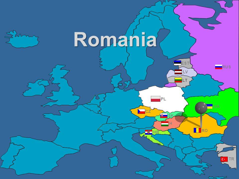 RUS UA PL EST RO TR CZ HR H LV LT SK Romania