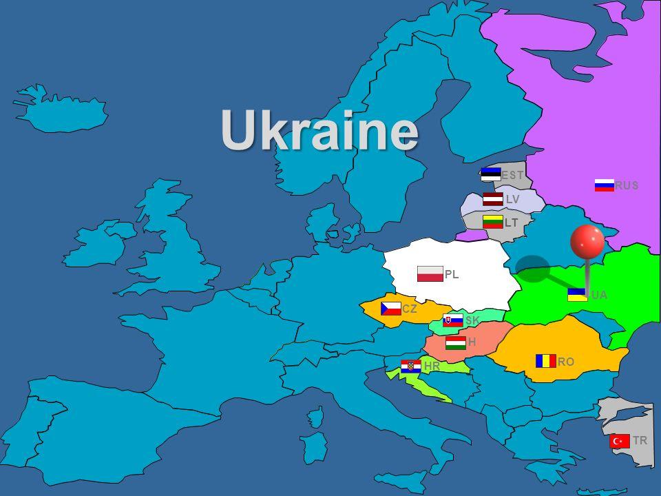 RUS UA PL EST RO TR CZ HR H LV LT SK Ukraine