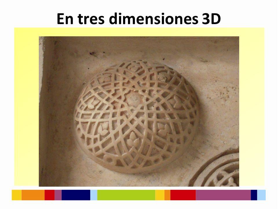 En tres dimensiones 3D
