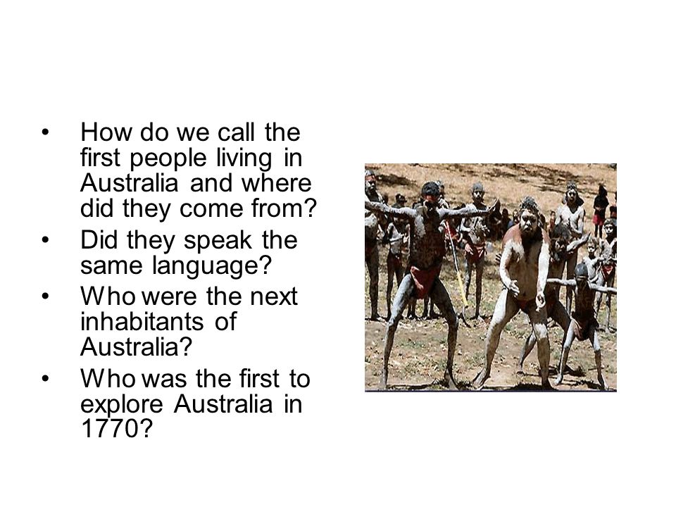 What consequences did the new settlement have on Aborigines.