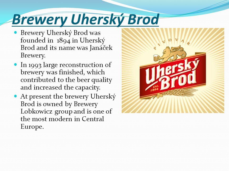 Bon Zašová BON Zašová brewery was founded in 2003.