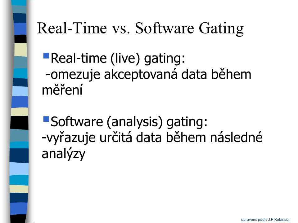 Real-Time vs.