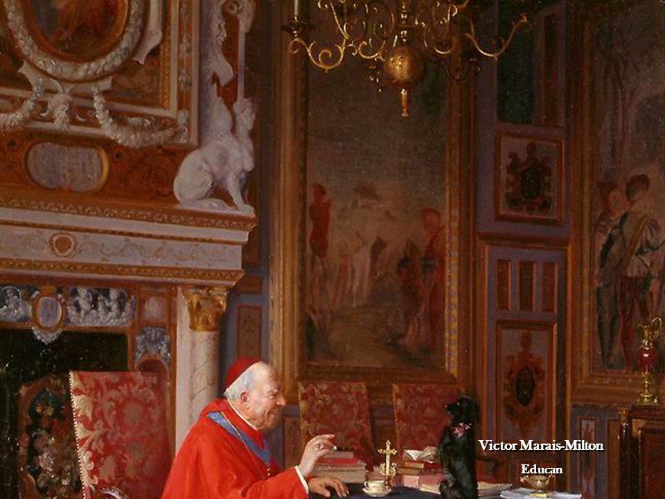 23 Victor Marais-Milton Cardinal reading a paper