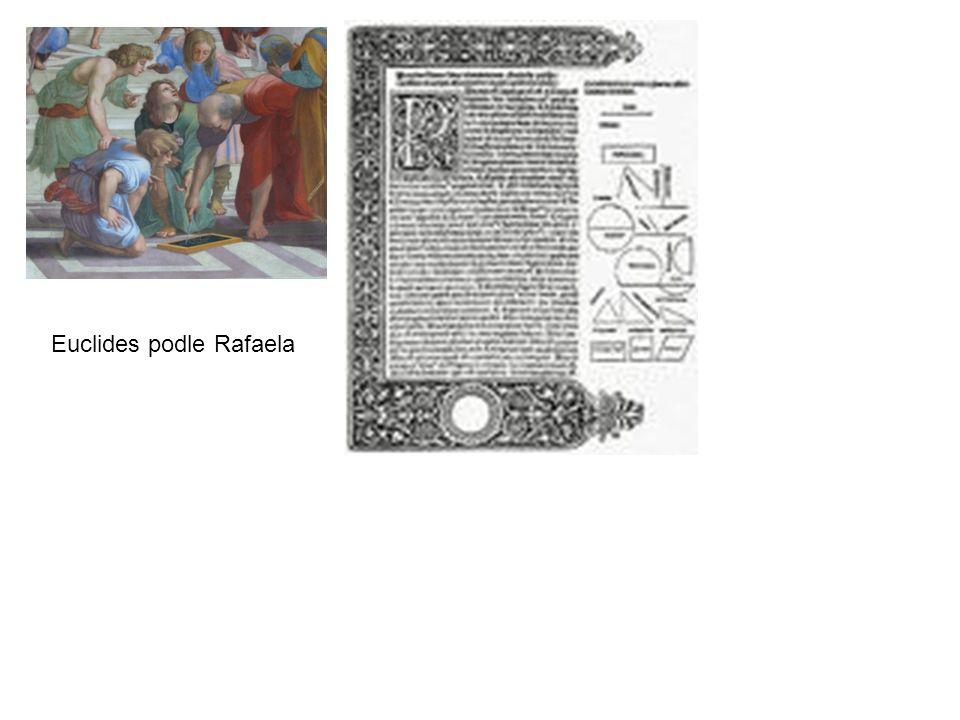 Euclides podle Rafaela