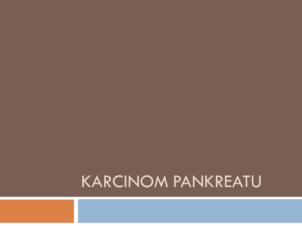 KARCINOM PANKREATU