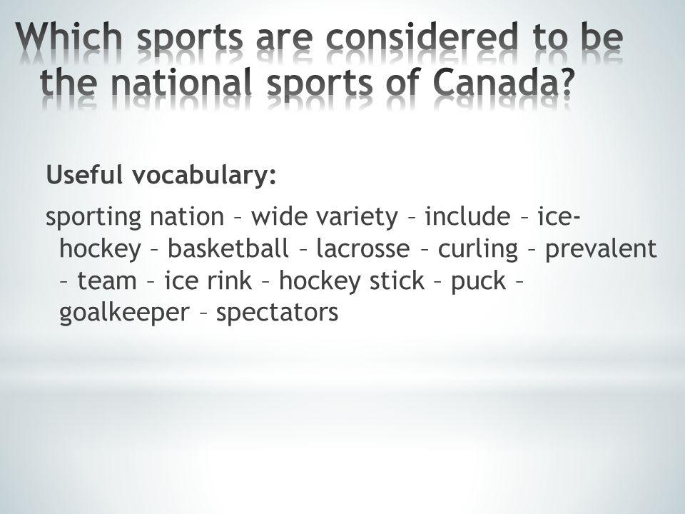 You should prepare a presentation where you will compare Canada and the Czech Republic.