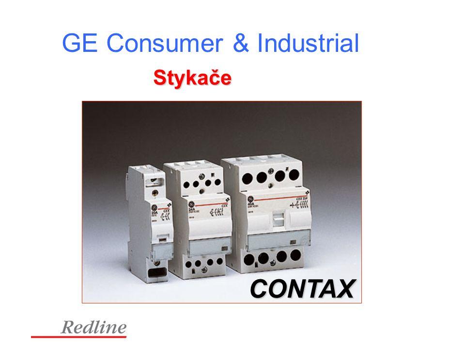 GE Consumer & Industrial CONTAX Stykače