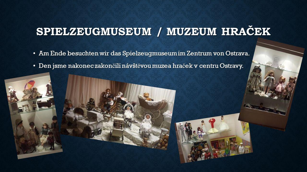 Das Hutmuseum Nový Jičín- Muzeum klobouků Nový Jičín Die in der Stadt Nový Jičín ist seit mehreren Jahrhunderten für ihre Hutmacher-Zunft bekannt.