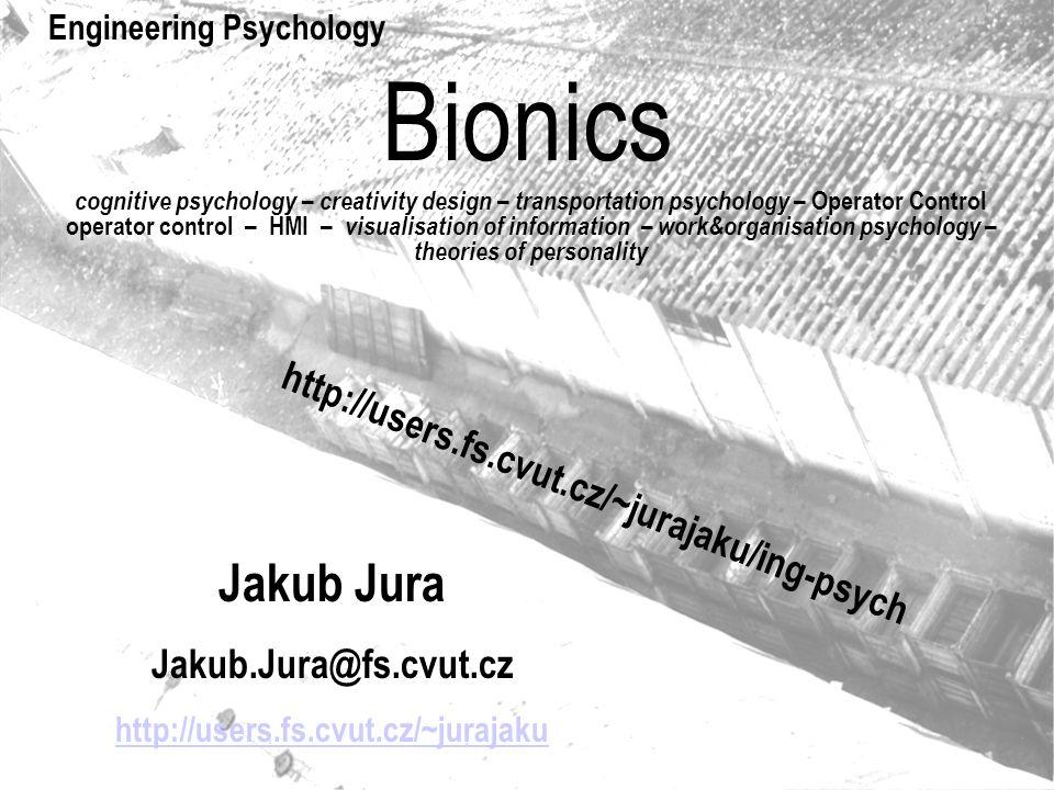 What is Bionics.