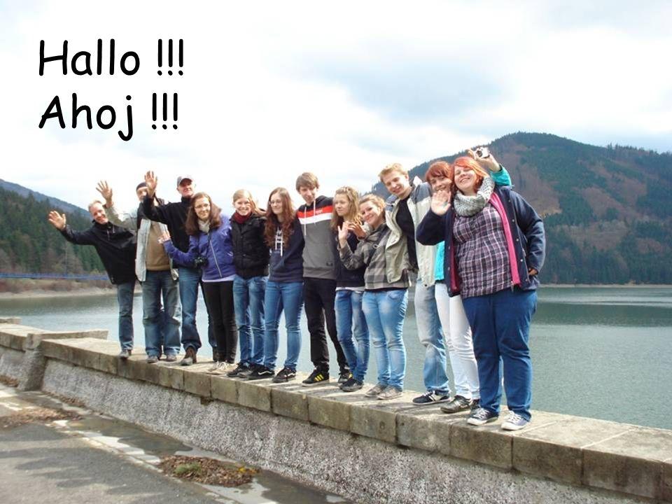 Hallo !!! Ahoj !!!