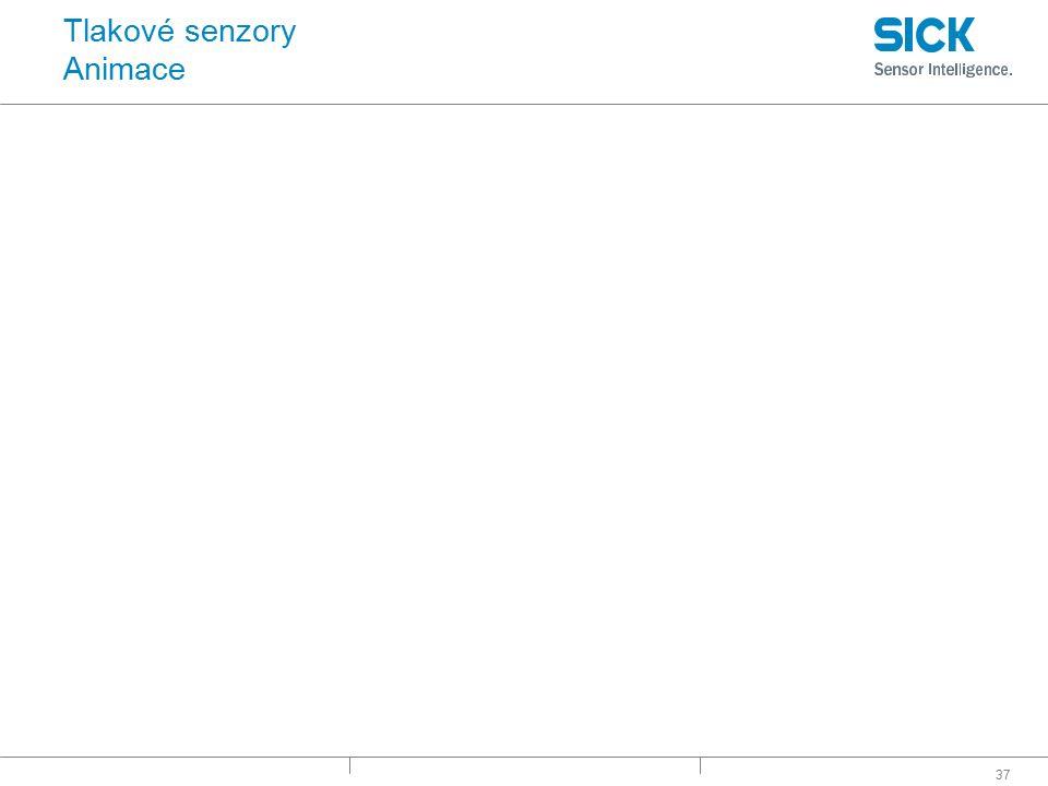 37 Tlakové senzory Animace