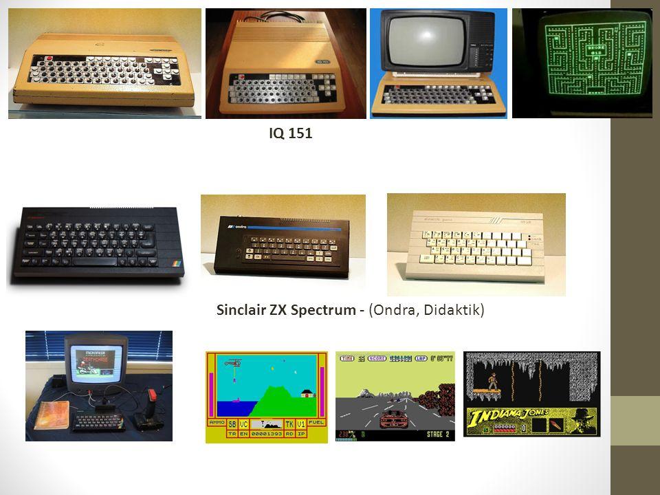 IQ 151 Sinclair ZX Spectrum - (Ondra, Didaktik)