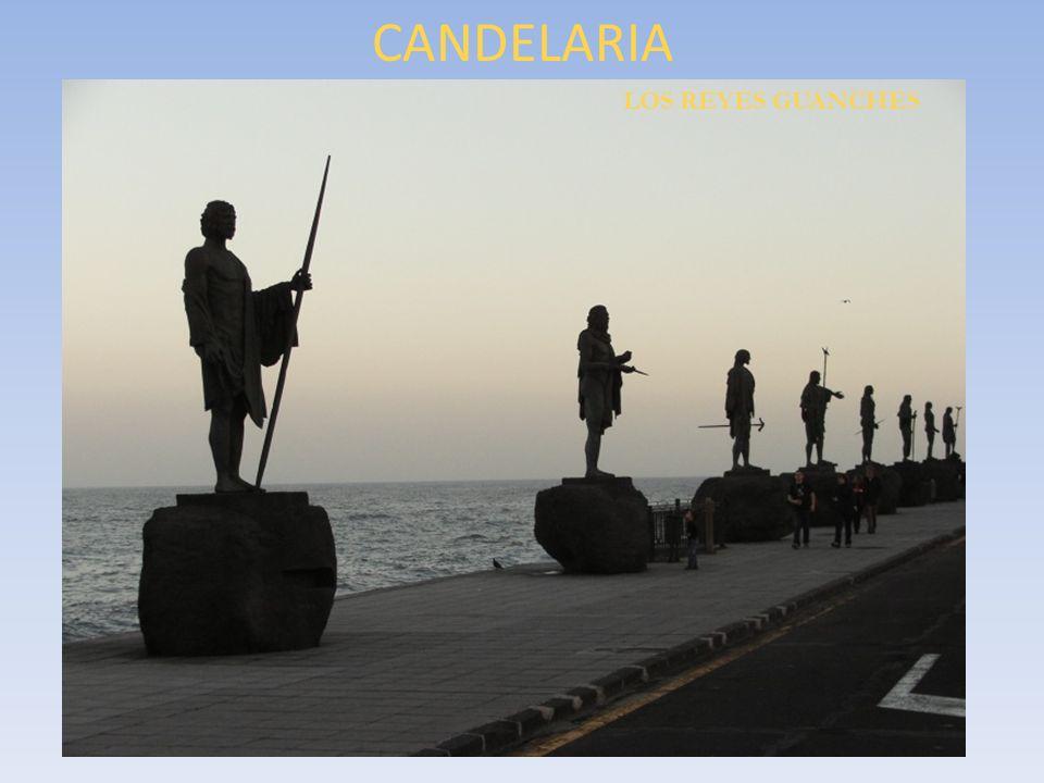 BASÍLICA DE NUESTRA SEÑORA DE CANDELARIA
