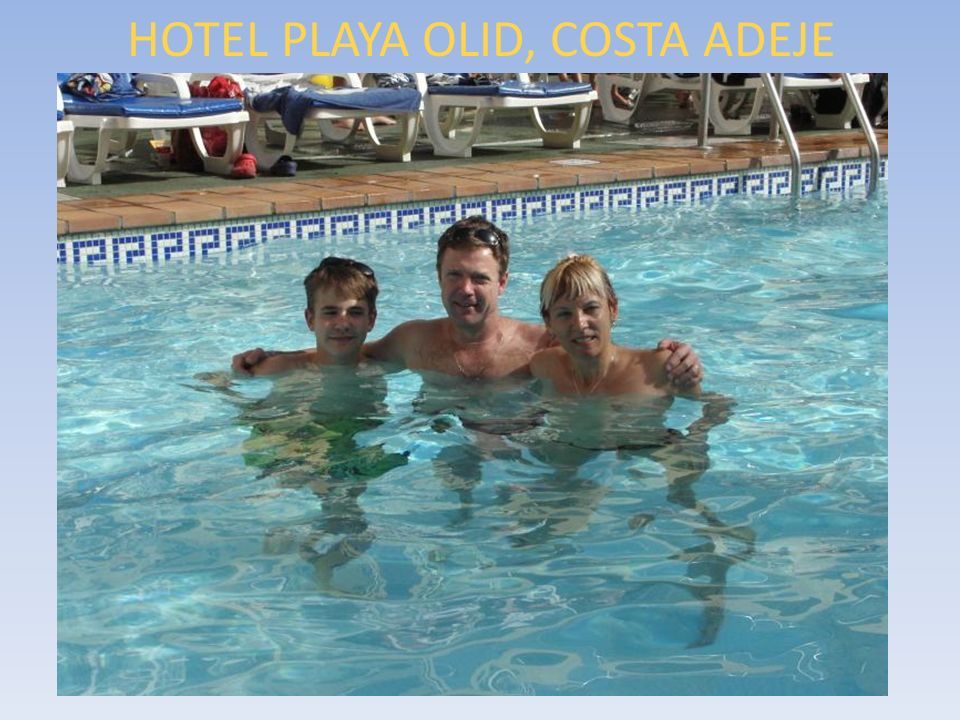 HOTEL PLAYA OLID, COSTA ADEJE