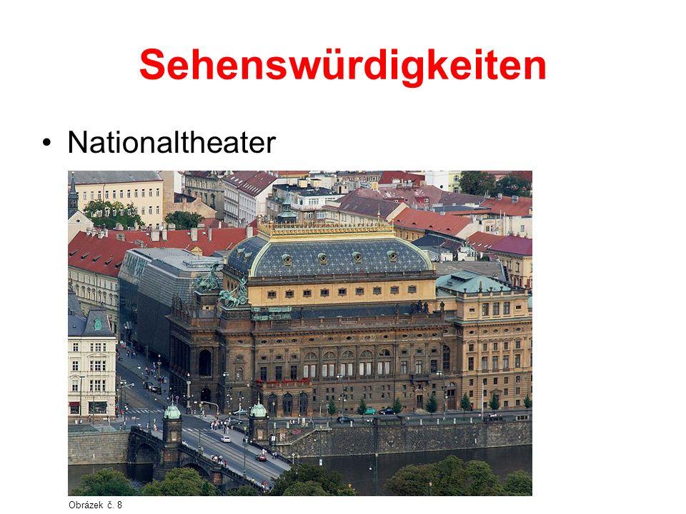Sehenswürdigkeiten Nationaltheater Obrázek č. 8