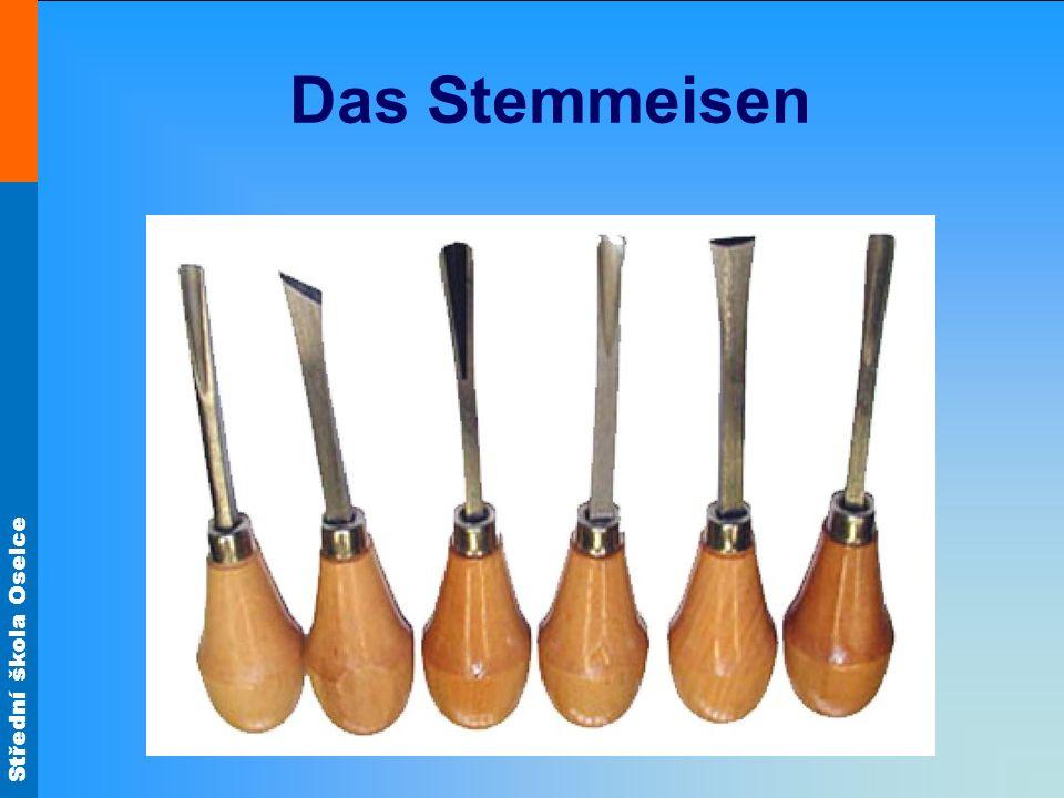 Střední škola Oselce Das Stemmeisen