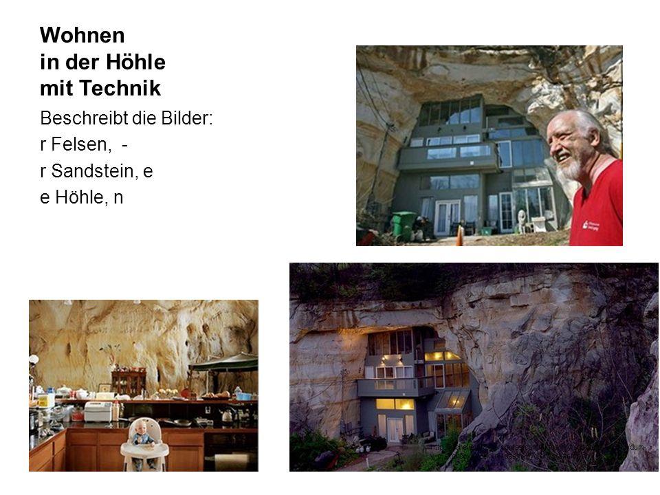 Wohnen wie ein Hobbit Beschreibt die Bilder: r Hobbit r Fan, s e Fantasy-Literatur http://bydleni.idnes.cz/foto.aspx?r=dum_osobnosti&c=A130131_100641_dum_osobnosti_web