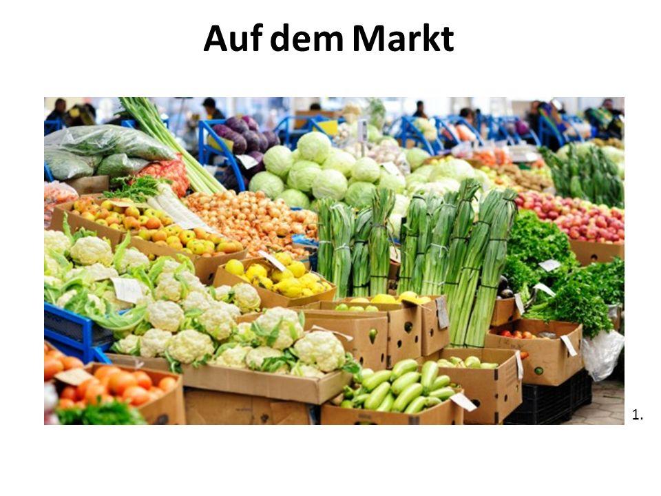 Auf dem Markt 1.