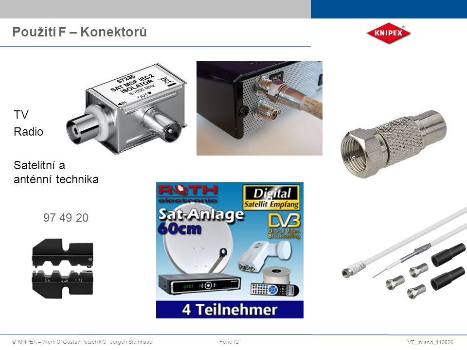 VT_Inland_110826 © KNIPEX – Werk C.