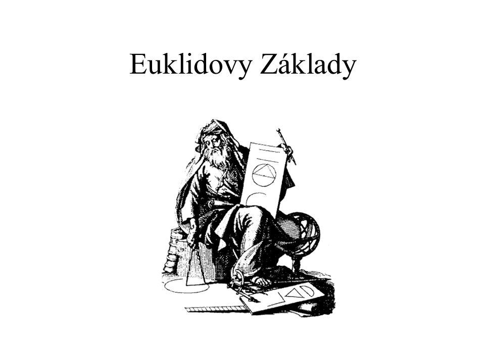 Euklidovy Základy