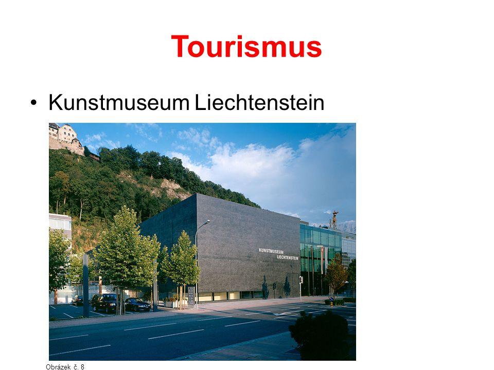 Tourismus Kunstmuseum Liechtenstein Obrázek č. 8