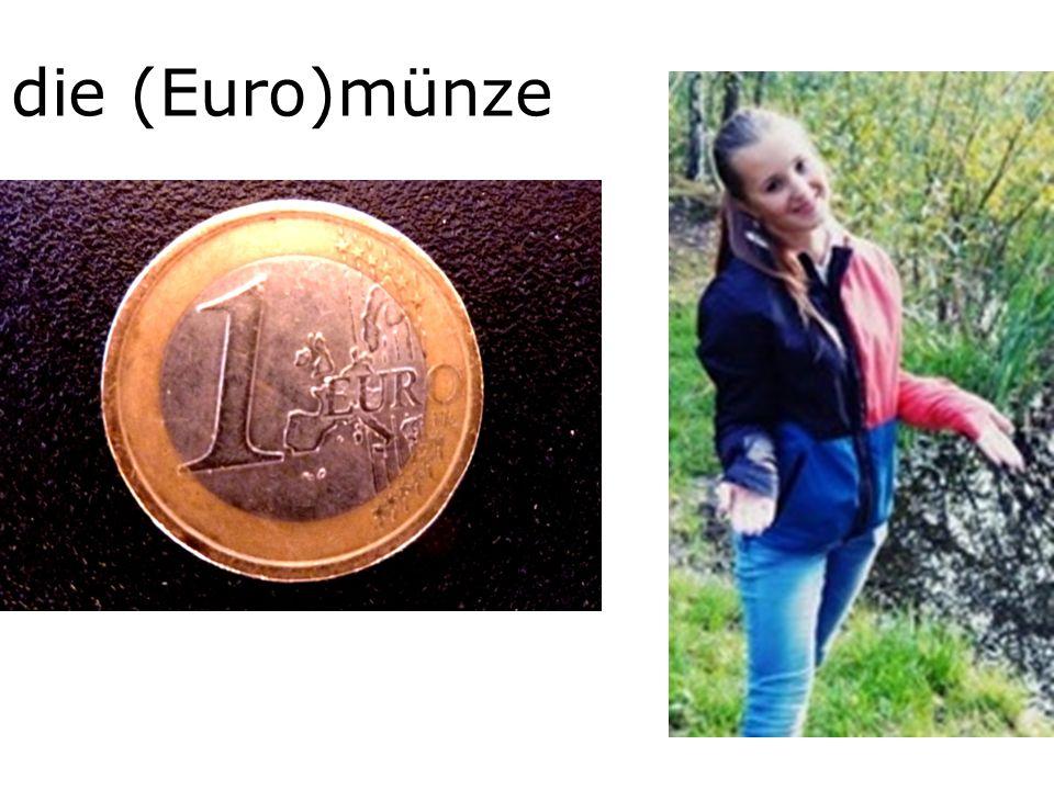 die (Euro)münze
