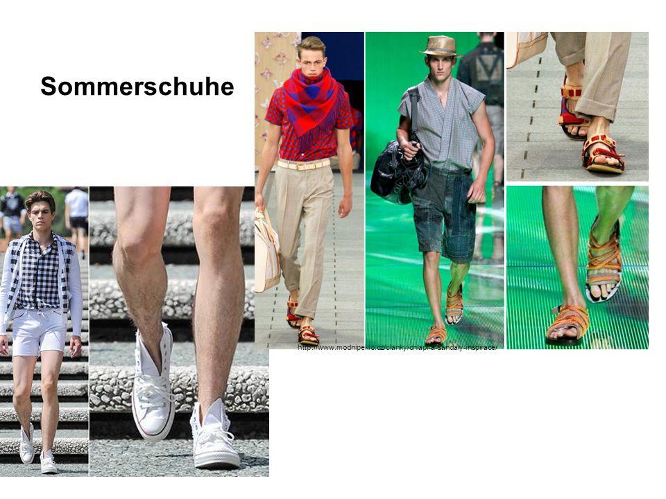 Sommerschuhe http://www.modnipeklo.cz/clanky/chlapi-a-sandaly-inspirace/