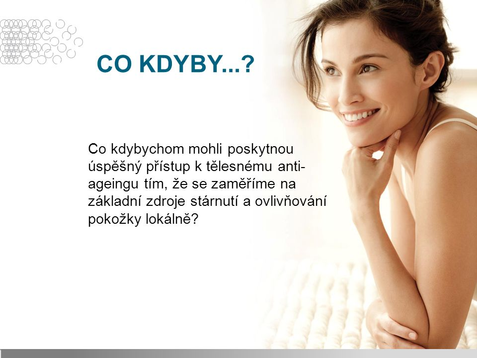 CO KDYBY....