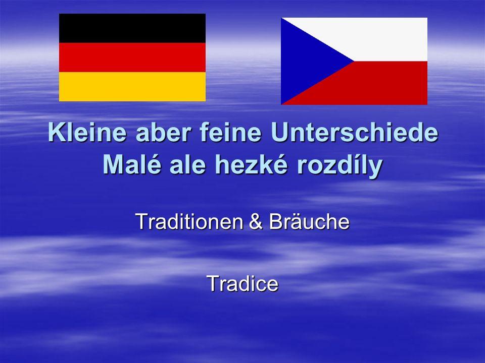 Januar Leden Deutschland: Die Deutschen und die Tschechen feiern beide heilige 3 Könige (06.01.) und den Neujahrstag.