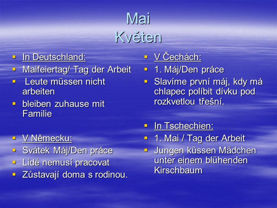 Oktober Říjen Tag der deutschen Einheit: Tag der deutschen Einheit: 03.10.
