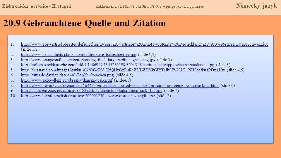 20.9 Gebrauchtene Quelle und Zitation 1.http://www.eps-vertrieb.de/sites/default/files/u4/eps%20Vertriebs%20GmbH%20Karte%20Deutschland%20%C3%96sterrei