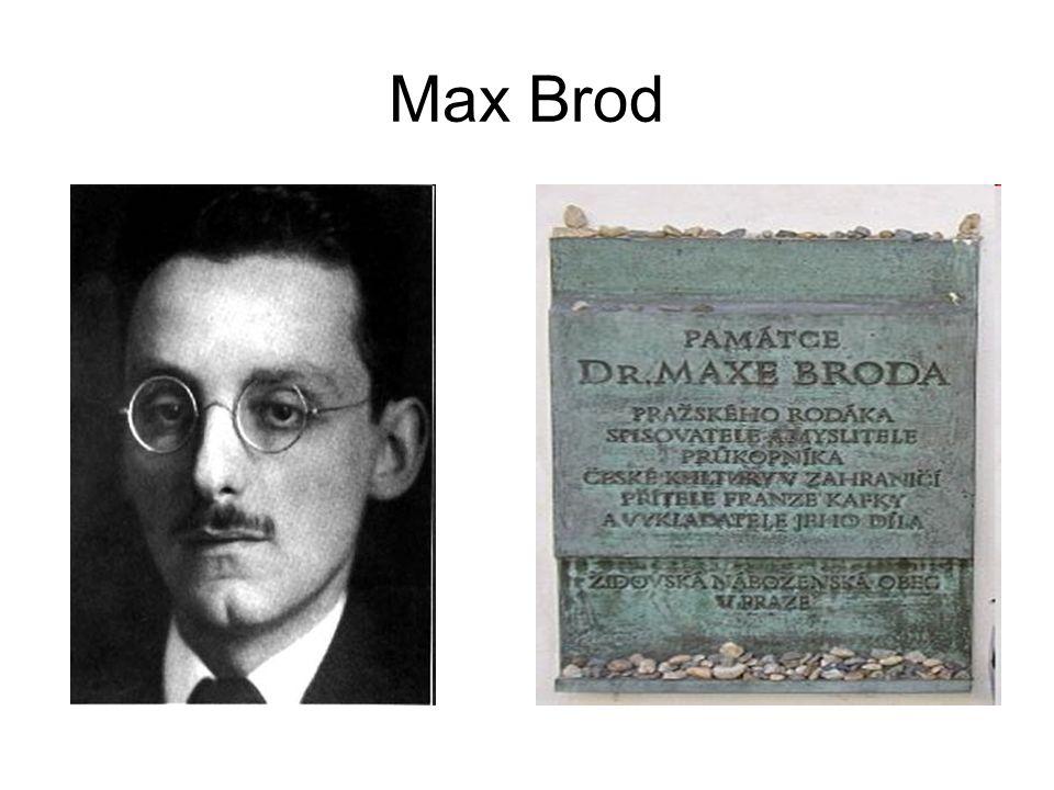 Max Brod