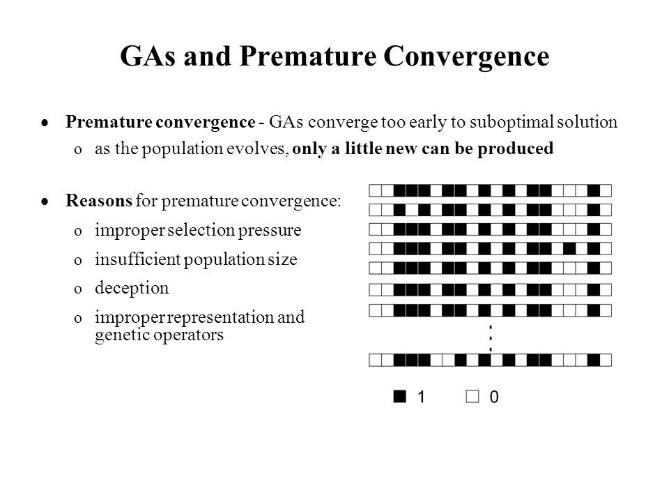 gemGA: The idea  Linkage learning phase o Transcription I (antimutation) –Each string undergoes l one-bit perturbations –Improvements are ignored ?!.