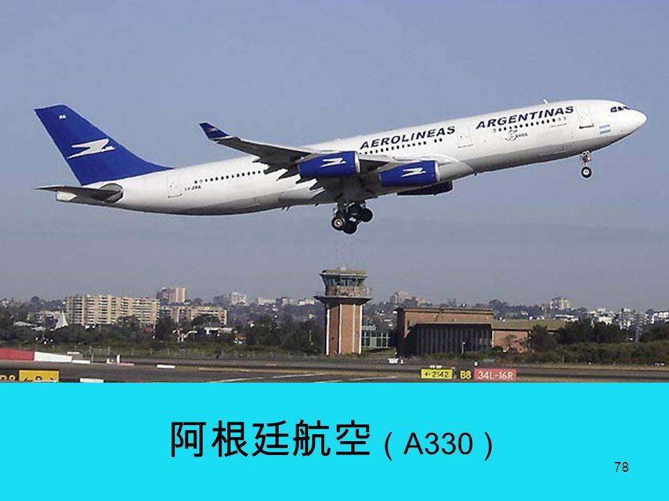 77 巴西塔姆航空公司 ( A330 )