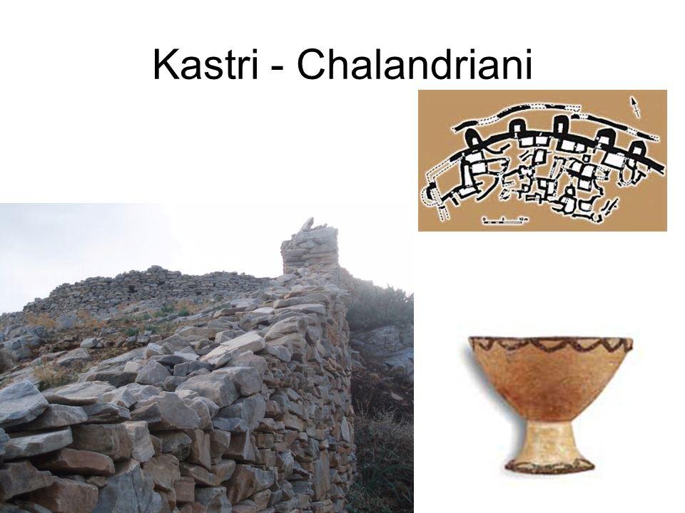 Kastri - Chalandriani