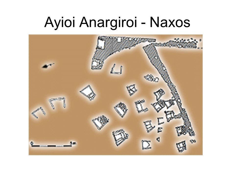 Ayioi Anargiroi - Naxos