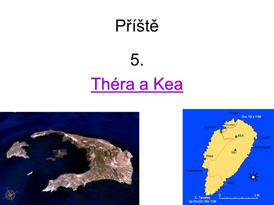 Příště 5. Théra a Kea