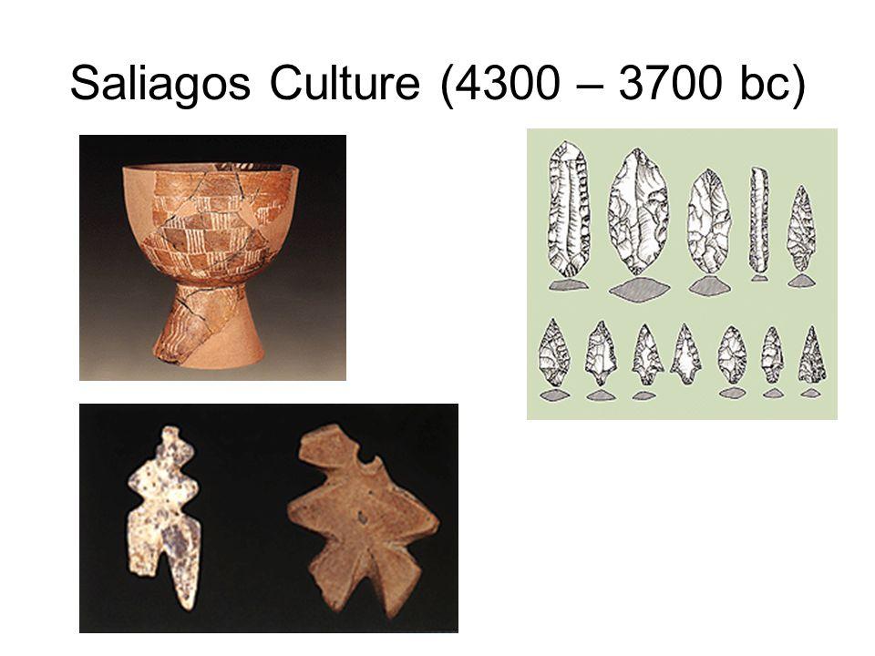 Saliagos Culture (4300 – 3700 bc)