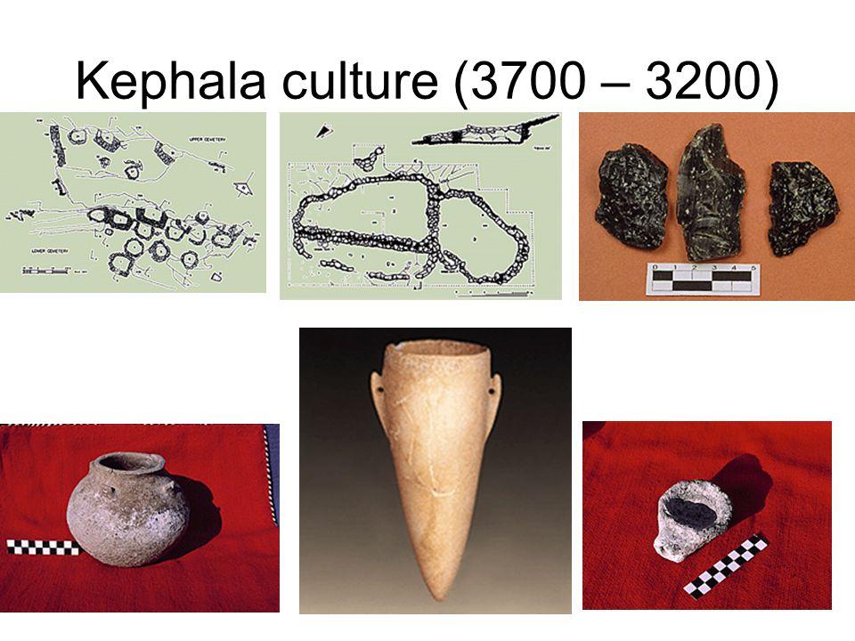 Kephala culture (3700 – 3200)
