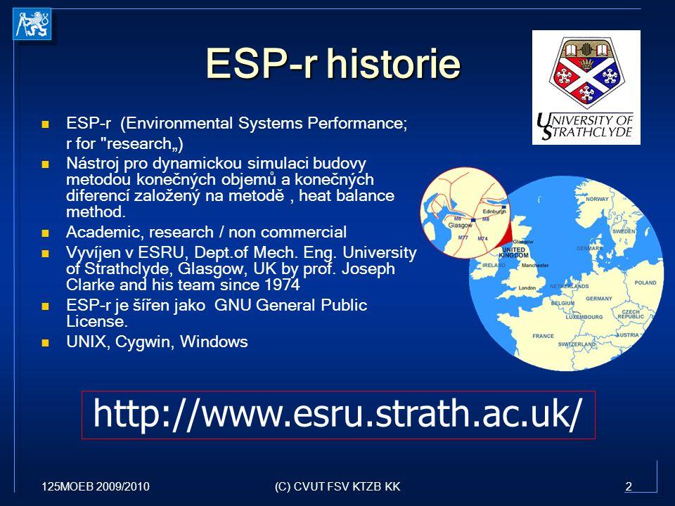 125MOEB 2009/201023(C) CVUT FSV KTZB KK Spuštění analýzy výsledků .