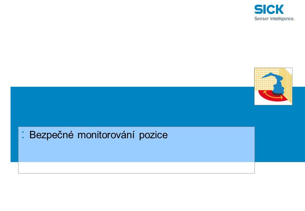 : Bezpečné monitorování pozice