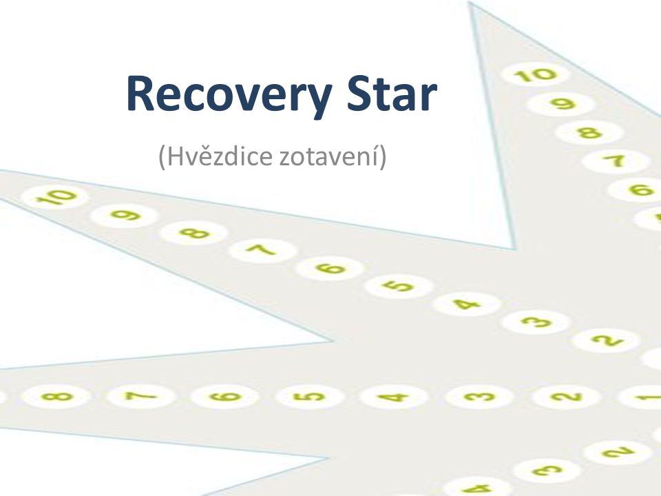 Recovery Star (Hvězdice zotavení)
