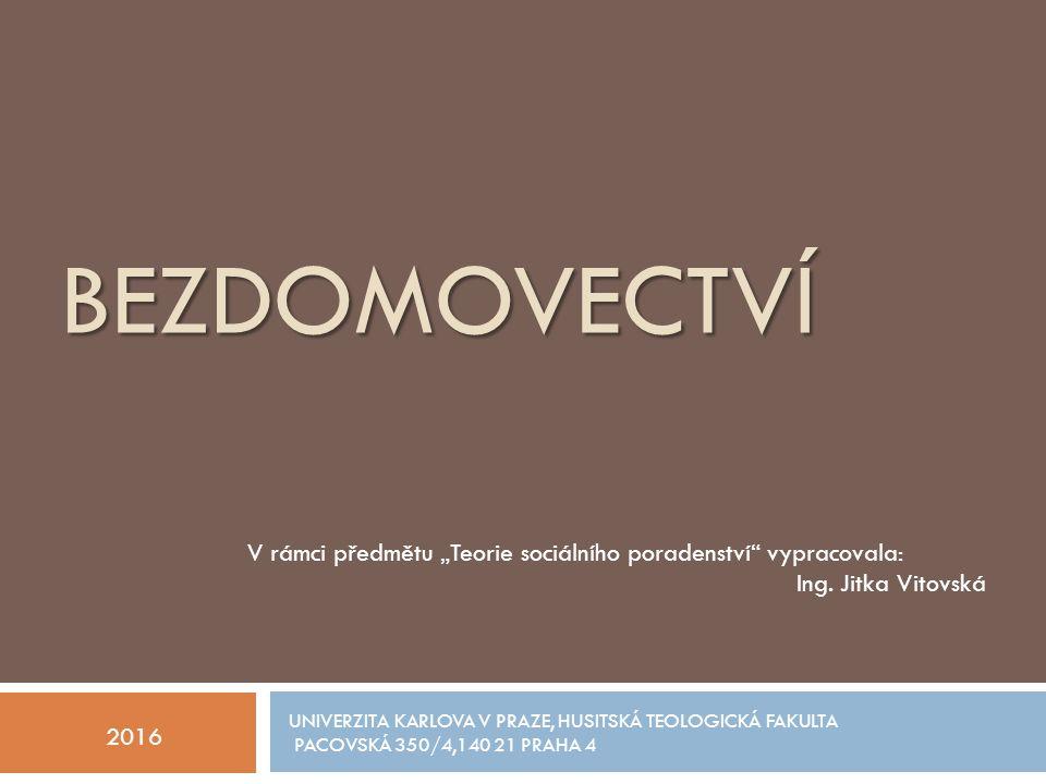 Legislativa  Vyhláška 505/2006 Sb.k zák. o sociálních službách.