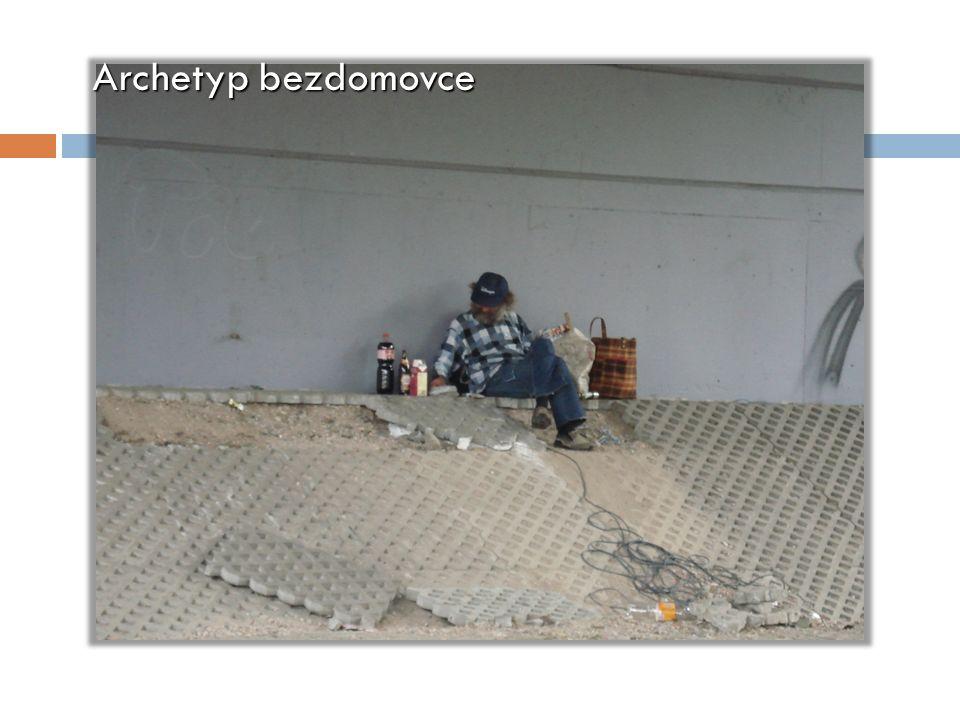 Archetyp bezdomovce