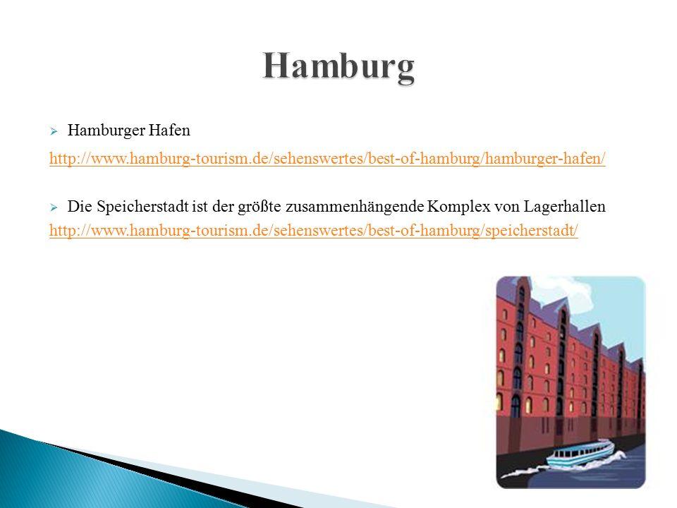 Elbphilharmonie http://www.hamburg-tourism.de/sehenswertes/best-of-hamburg/elbphilharmonie/ Das Hamburger Rathaus ist Sitz des Senats und der Bürgerschaft.