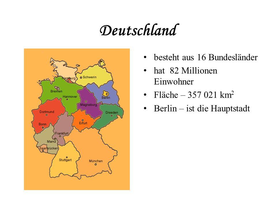 Deutschland Nachbarländer Dänemark Polen Tschechien Österreich die Schweiz Frankreich Luxemburg Belgien die Niederlande