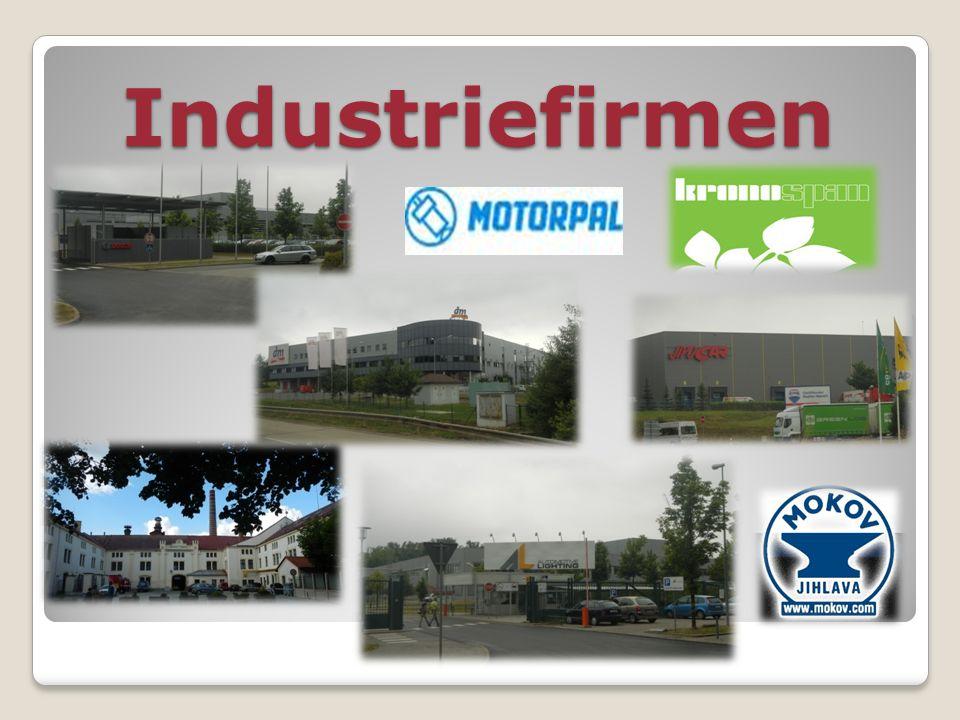 Industriefirmen 1.Bosch Diesel 2. Motorpal 3. Automotive Lighting 4.
