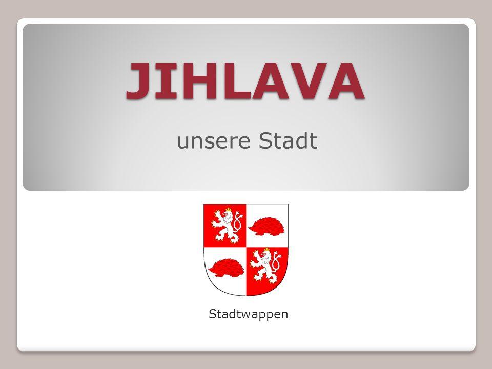 Grundinfos Eine alte historische Stadt Hauptstadt der Region Vysočina Die grösste Stadt der Region 50 000 Einwohner Wirtschaftliches, politisches und kulturelles Zentrum der Region