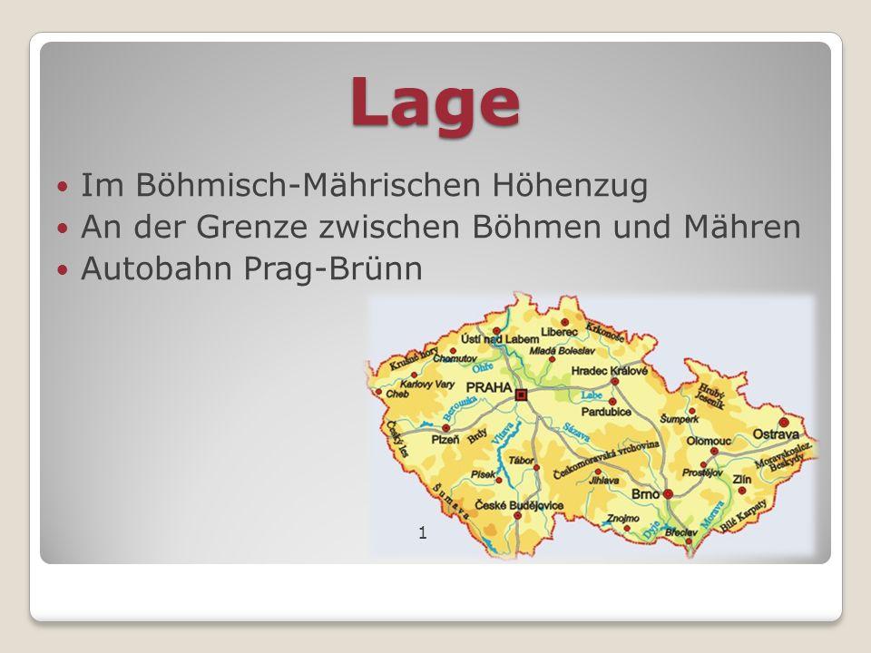 Aus der Ges chichte Die älteste Bergstadt in böhmischen Ländern Gegründet im 13.