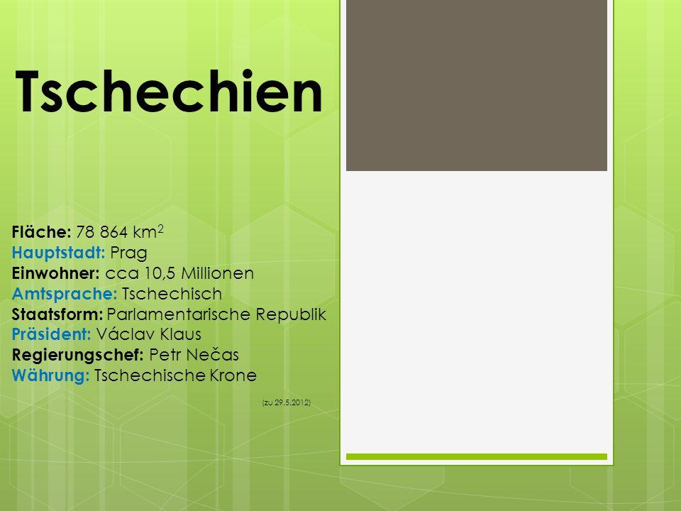  Tschechien ist ein demokratischer Staat in Mitteleuropa und umfasst die drei historischen Länder Böhmen, Mähren und Schlesien  die Tschechische Republik grenzt an Deutschland im Westen und Nordwesten, an Polen im Norden, die Slowakei im Osten und Österreich im Süden  die tschechische Staat hat eine mehr als 1000 Jahre lange Geschichte Tschechien